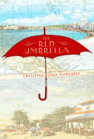 The Red Umbrella by Christina Gonzalez