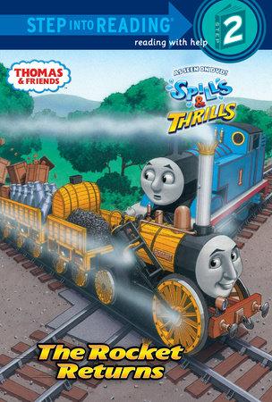 The Rocket Returns (Thomas & Friends) by Rev. W. Awdry