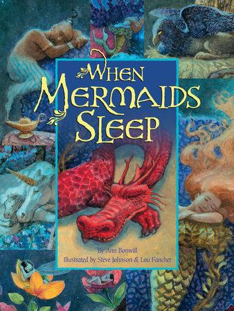 When Mermaids Sleep by Ann Bonwill