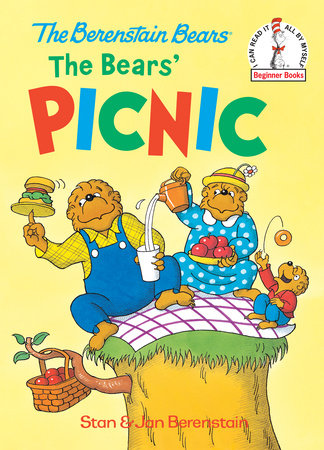 The Bears' Picnic by Stan Berenstain and Jan Berenstain