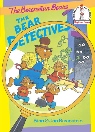 The Bear Detectives by Stan Berenstain and Jan Berenstain