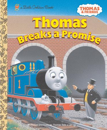 Thomas Breaks a Promise (Thomas & Friends) by Rev. W. Awdry