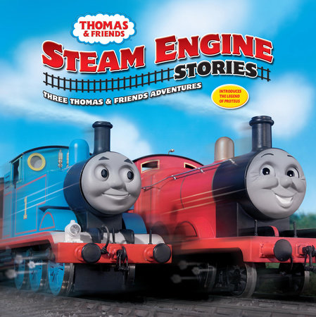 Thomas & Friends: Steam Engine Stories (Thomas & Friends) by Rev. W. Awdry