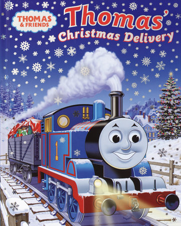 Thomas's Christmas Delivery (Thomas & Friends) by Rev. W. Awdry