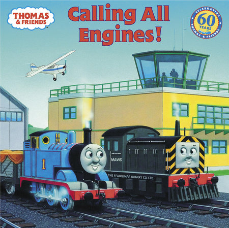 Thomas & Friends: Calling All Engines (Thomas & Friends) by Rev. W. Awdry