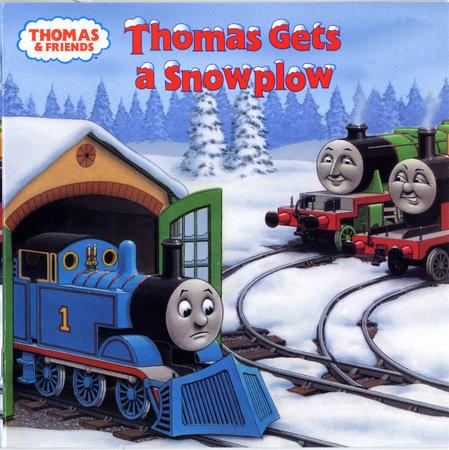 Thomas Gets a Snowplow (Thomas & Friends) by Rev. W. Awdry