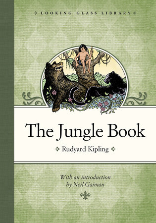 The Jungle Book Book Cover Picture