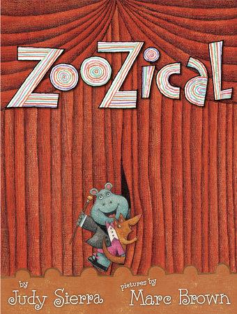 ZooZical by Judy Sierra
