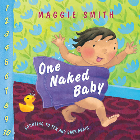 One Naked Baby by Maggie Smith