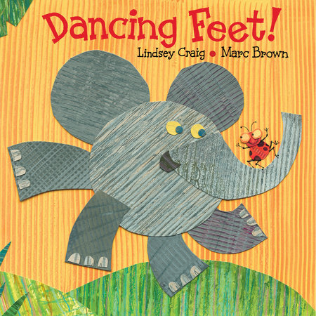 Dancing Feet! by Lindsey Craig