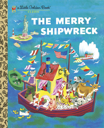 The Merry Shipwreck by Georges Duplaix