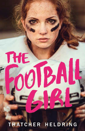 The Football Girl by Thatcher Heldring