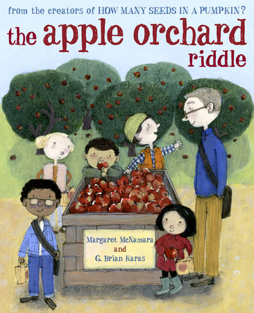 The Apple Orchard Riddle (Mr. Tiffin's Classroom Series) by Margaret McNamara