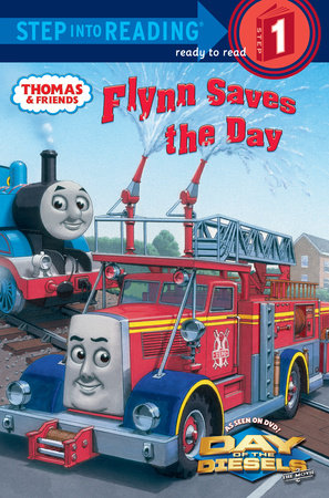 Flynn Saves the Day (Thomas & Friends) by Rev. W. Awdry