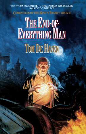 The End-Of-Everything Man by Tom De Haven