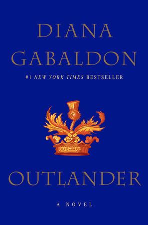 The cover of the book Outlander