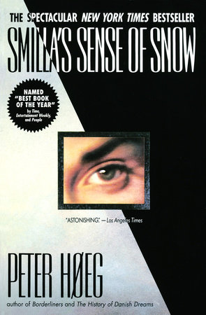 The cover of the book Smilla's Sense of Snow
