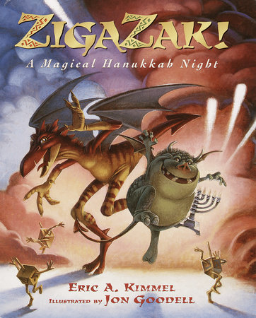 Zigazak! by Eric A. Kimmel