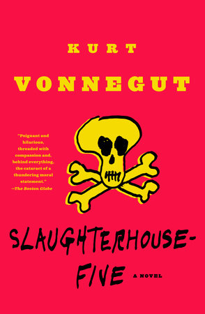 The cover of the book SLAUGHTERHOUSE FIVE