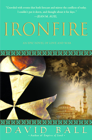 Ironfire by David Ball