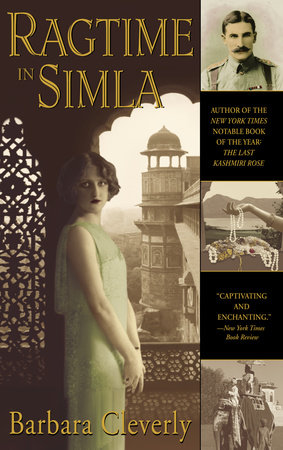 Ragtime in Simla by Barbara Cleverly