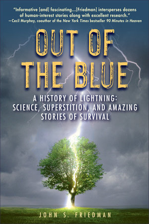 Out of the Blue by John Friedman