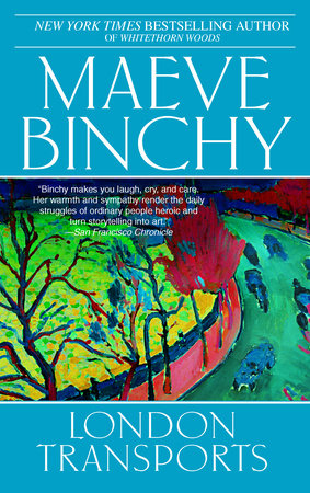 London Transports by Maeve Binchy