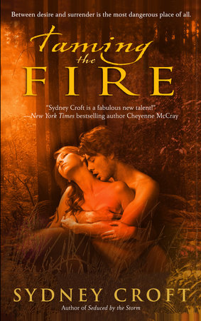 Taming the Fire by Sydney Croft