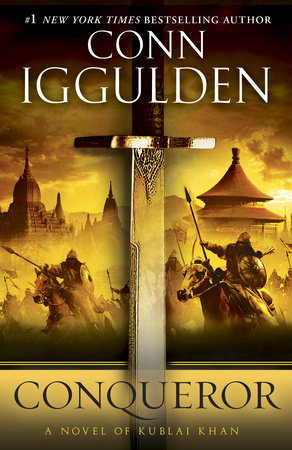 Conqueror by Conn Iggulden