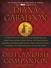 The Outlandish Companion Volume Two
