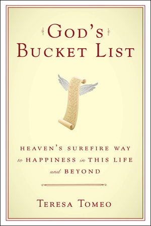 God's Bucket List by Teresa Tomeo