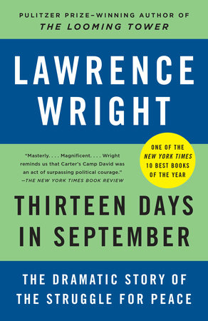 Thirteen Days in September by Lawrence Wright