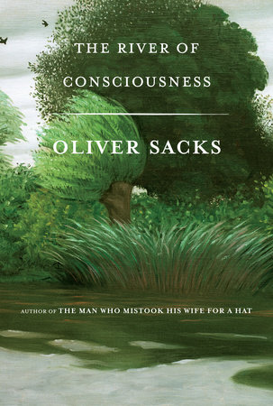 The cover of the book The River of Consciousness