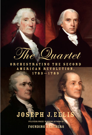 The Quartet Book Cover Picture