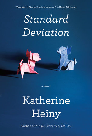 The cover of the book Standard Deviation