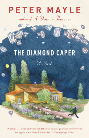 The Diamond Caper by Peter Mayle