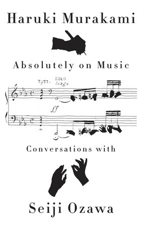 The cover of the book Absolutely on Music