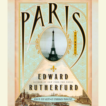 Paris by Edward Rutherfurd