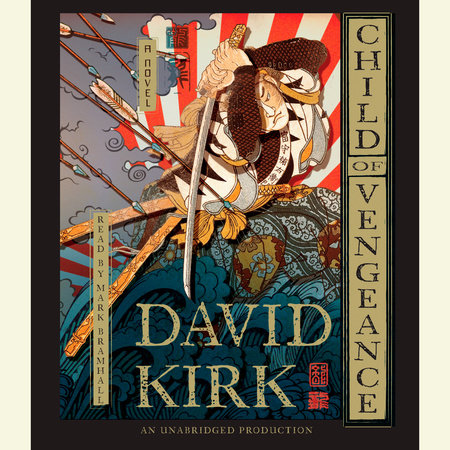 Child of Vengeance by David Kirk
