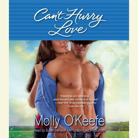 Can't Hurry Love by Molly O'Keefe