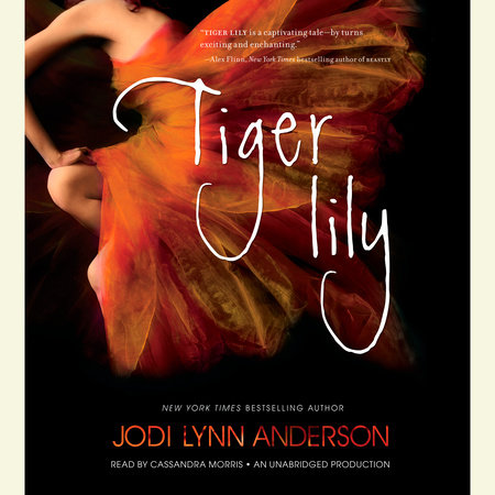 The cover of the book Tiger Lily