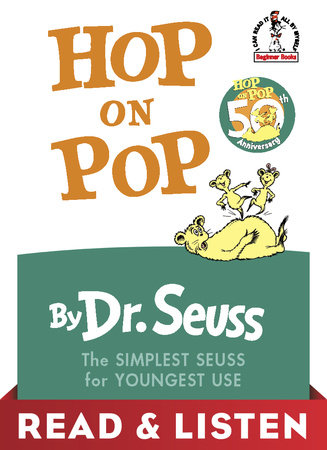 Hop on Pop: Read & Listen Edition