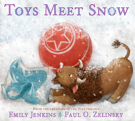 Toys Meet Snow by Emily Jenkins