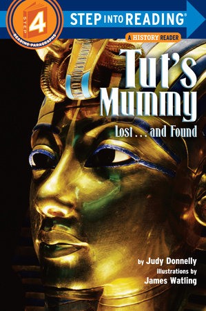 Tut's Mummy by Judy Donnelly