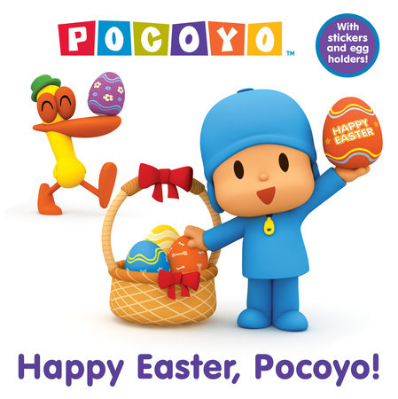 Happy Easter, Pocoyo (Pocoyo) by Kristen L. Depken