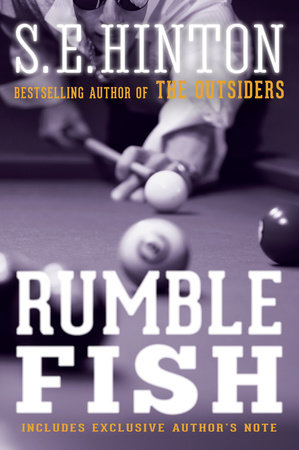 RUMBLE FISH by S.E. Hinton