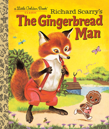 Richard Scarry's The Gingerbread Man