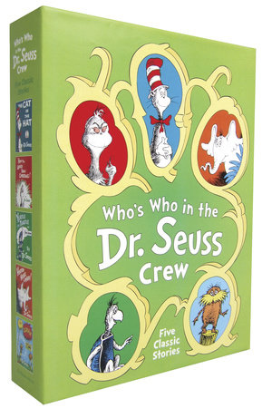Who's Who in the Dr. Seuss Crew by Dr. Seuss