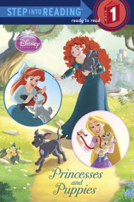 Princesses and Puppies (Disney Princess)