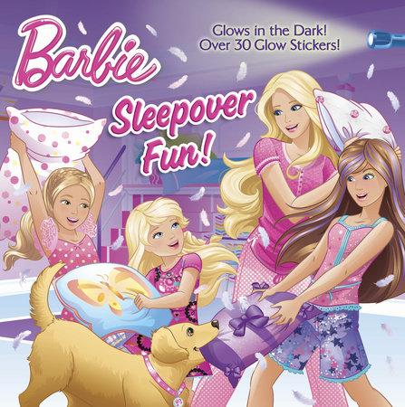 Sleepover Fun! (Barbie) by Mary Man-Kong